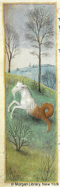 Book of Hours, MS M.6 fol. 13v - Images from Medieval and Renaissance Manuscripts - The Morgan Library & Museum