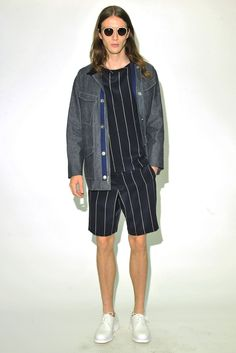 Timo Weiland SS16 Mens Presentation Timo Weiland, Fashion News, Mens Fashion, Spring Collection, Spring 2016, Ss16, Denim, Presentation, Jackets