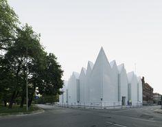 Galeria de Filarmônica Szczecin / Estudio Barozzi Veiga - 7