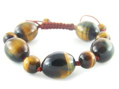 BB0235N Yellow Tiger's Eye Yellow Tiger's Eye Chinese Knots Natural Healing Crystal Gemstone Bracelet    https://www.etsy.com/listing/127464111/bb0235n-yellow-tigers-eye-yellow-tigers?ref=shop_home_active