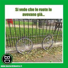 #bastardidentro #bici #ruote #ipnoticamentebastardidentro www.bastardidentro.it