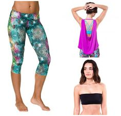 The Best Yoga wear! #yoga #clothes #fun #onzie