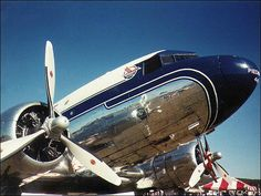 DC-3 ...no DEEC or MAU or fly by wire here....just pure quality.