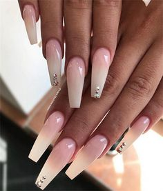 Light pink gel coffin nails design, Acrylic Coffin nails long, Glitter pink coffin nails design summer, Sparkle pink coffin nails with rhinestones, - Boxer Braids - Coins - Hot Coffin Nails Designs Summer, Nail Designs Spring, Nail Art Designs, Pink Gel, Pink Nails, My Nails, Jade Nails, Nails Polish, Nails Kylie Jenner