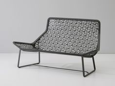 Maia is a collection of modern outdoor furniture designed exclusively for Kettal by Patricia Urquiola.