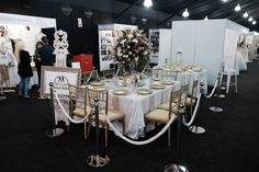 JHB September 2018 gallery - The Wedding Expo Carnival, Table Settings, September, Table Decorations, City, Gallery, Wedding, Home Decor, Valentines Day Weddings