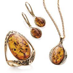 Daniel Steiger Baltic Amber Collection Set