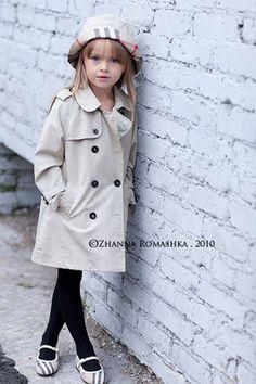 The beautiful Kristina Pimenova Russian Child Model.