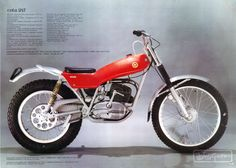 1972 Montesa Cota 247 Motos Trial, Trial Bike, Vintage Motocross, Street Tracker, Bike Frame, Classic Bikes, Motorcycle Bike, Vintage Bikes, Dirt Bikes