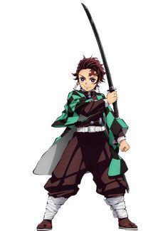 Demon Slayer: Kimetsu no Yaiba: Main Characters / Characters - TV Tropes Manga Anime, Kpop Anime, Anime Demon, Otaku Anime, Demon Slayer, Slayer Anime, Akira, Chibi, Anime Character Drawing