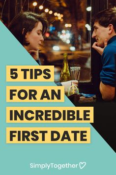 Tips on how to feel more confident on your first casual date. What outfit to wear. Advice that will help you to calm your nerves. These pointers will help you make the best impression and enjoy yourself. My First Date, First Date Tips, First Dates, Get To Know Me, Getting To Know You, How To Find Out, Perfect Relationship, Relationship Goals, First Date Conversation