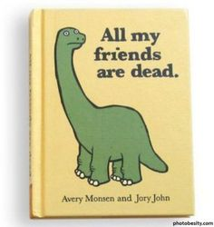oh my. I don't know why this made me laugh so hard! I would totally read this to my kids.