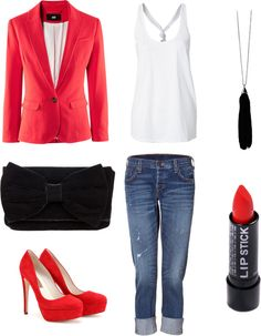 """""""Its really hot right now !"""" by mrs-flaka ❤ liked on Polyvore"""