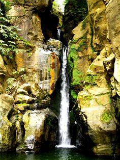 Cascata Salto do Cabrito - S. Miguel - Azores