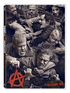 #target Sons of Anarchy: Season Six (5 Discs) (Widescreen) - $14.99 (save 70%) #sonsofanarchy #entertainment #movies