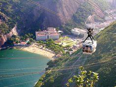The Sugar Loaf Mountain, Rio de Janeiro