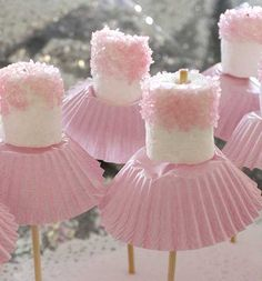 Dekoration Baby Cake Girls Ideas Party Pop Shower TeaBaby shower ideas for girls tea party cake pop 57 ideas Birthday Party Snacks, Ballerina Birthday Parties, Girl Birthday, Cake Birthday, Birthday Ideas, Party Sweets, Birthday Diy, Birthday Gifts, Baby Shower Cakes