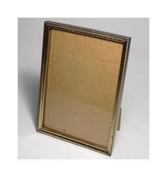 Vintage 5x7 Brass Picture Frame Ornate Patterned Vintage Photo Frames, Brass, Unique Jewelry, Handmade Gifts, Etsy, Kid Craft Gifts, Craft Gifts, Costume Jewelry, Diy Gifts