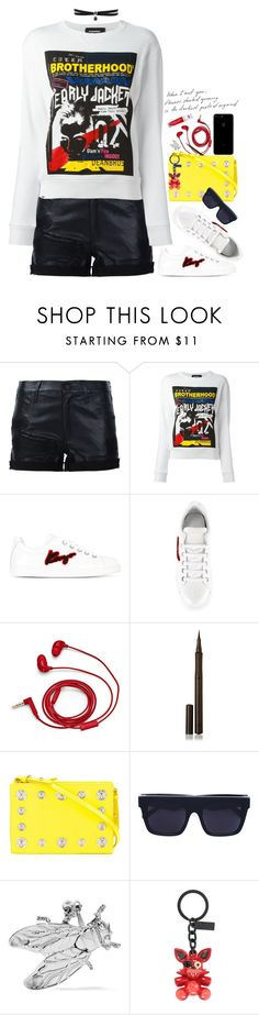 """""""🎶🖤""""Getting Hard To Sleep...Love Is Killing Me..."""""""" by hollowpoint-smile ❤ liked on Polyvore featuring RtA, Dsquared2, Kenzo, FOSSIL, Burberry, Versus, Vera Wang, Balenciaga and Fallon"""