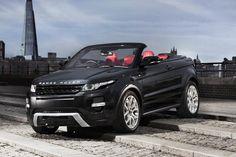 2013 Range Rover Evoque Convertible