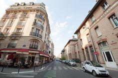 rue du faubourg saint jacques 650 1865 aujourd'hui