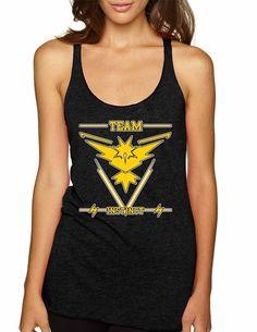GEEK TEEZ Team Instinct Womens Tank Top