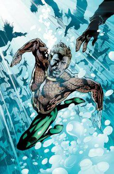 Aquaman by Alan Davis