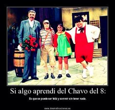 El Chavo del ocho...One of my favorite shows growing up. RIP to one the the greates comedians of Latin America