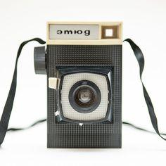 Etude Soviet 120mm Film Camera- RARE Vintage Russian Toy Camera
