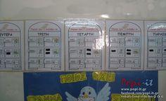 Card postal καθηκόντων
