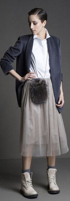 Brunello Cucinelli Fall 2015