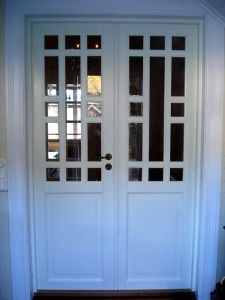 Dører - Norefjell Garage Doors, Windows, Outdoor Decor, Home Decor, Decoration Home, Room Decor, Window, Carriage Doors, Ramen
