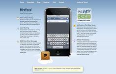 Birdfeed App