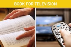 Book For Television