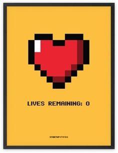 Framed : Lives Remaining