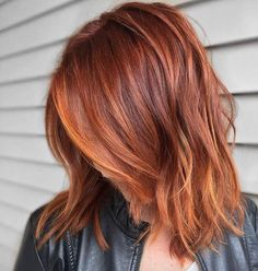 Bright copper highlights by Romeu Felipe