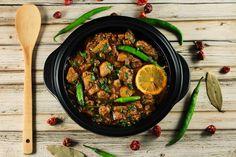 Spicy Chicken Curry   ScrambledChefs.com