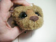 Плюшевые мишки Учебники: открытый рот