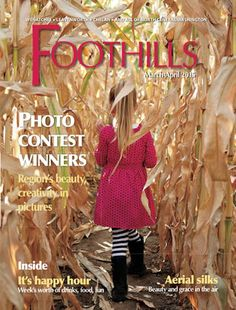March - April 2015 Foothills Magazine