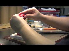 How To Make An Elmo Cake Topper The Krazy Kool Cakes Way! (PART FOUR)