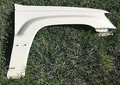 1999-2004 Jeep Grand Cherokee White Front Fender Right Passenger Side Panel OEM #OEM