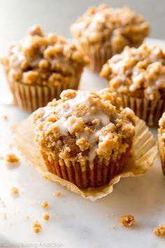 recipe: banana crumb cake muffins [14]