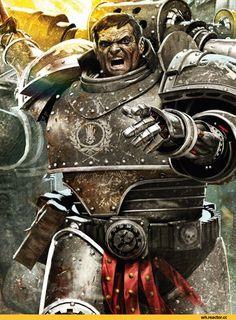 Warhammer 40000,warhammer40000, warhammer40k, warhammer 40k, ваха, сорокотысячник,фэндомы,Iron Hands,Space Marine,Adeptus Astartes,Imperium,Империум,Horus Heresy,Ересь Хоруса