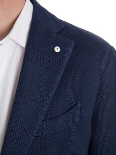 L.b.m. 1911 - dark blue sartorial jacket - ceremony jacket - ZO ET LO EASY SHOPPING WORLDWIDE EXPRESS SHIPPING