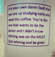 The social media platform for MCAT advice. The MCAT (Medical College Admission Test) is offered by the AAMC and is a required exam for. Medical Student Humor, Medical Students, Medical School, Nursing Students, Funny Medical, Nursing Schools, College Student Humor, Medical Quotes, Medical Facts