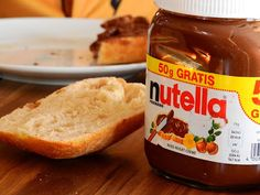 What Really Goes Into a Jar Of Nutella? Diet Sage, Chocolate Covered Strawberry Croissant Donuts Cronuts Filled with Nutella Dash of Grace. Croissant Donut, Food Articles, Chocolate Covered Strawberries, Food Facts, Healthy Dishes, Food Videos, Good Food, Food And Drink, Cooking Recipes
