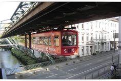 Conheça o monotrilho de Wuppertal, o primeiro trem suspenso do mundo - Tecmundo