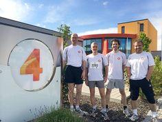 ... und auch 2014 waren wir wieder dabei – beim Augsburger Firmenlauf! Schön war's! #Team #4SELLERS #Sport #Spass