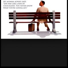 Forest Gump!!!