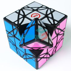 Funs LimCube Dreidel 3x3x3 black [FSZJ31] - $35.99 : Champion's Cube Store